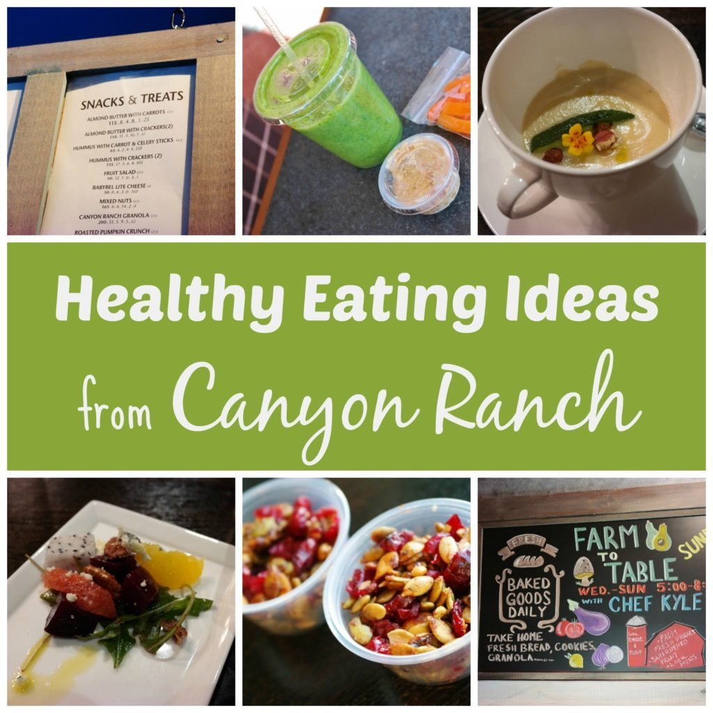 7 Healthy Eating Ideas from Canyon Ranch