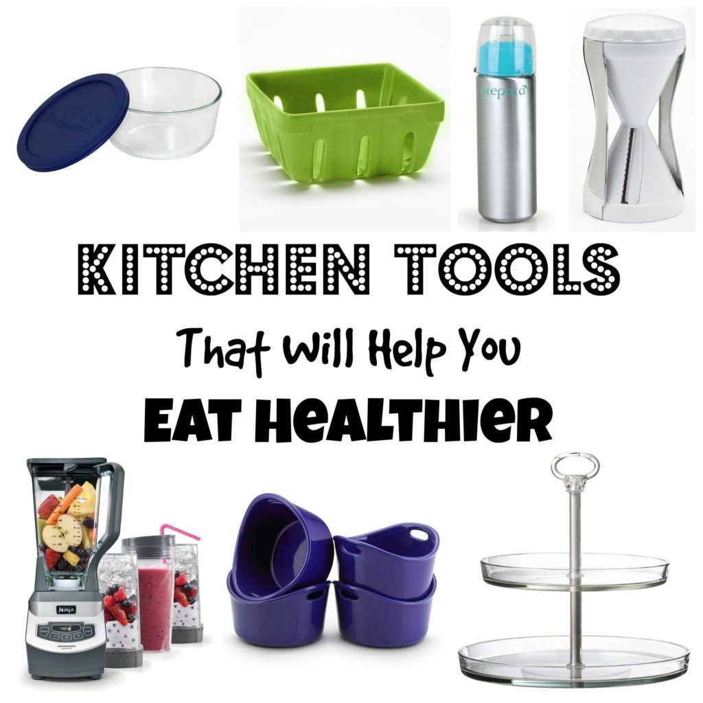 Kitchen Tools That Will Help You Eat Healthier