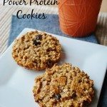 On-the-Go Power Protein Cookies