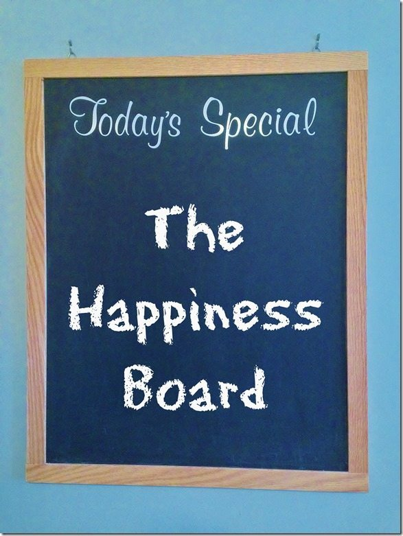 The Happiness Board