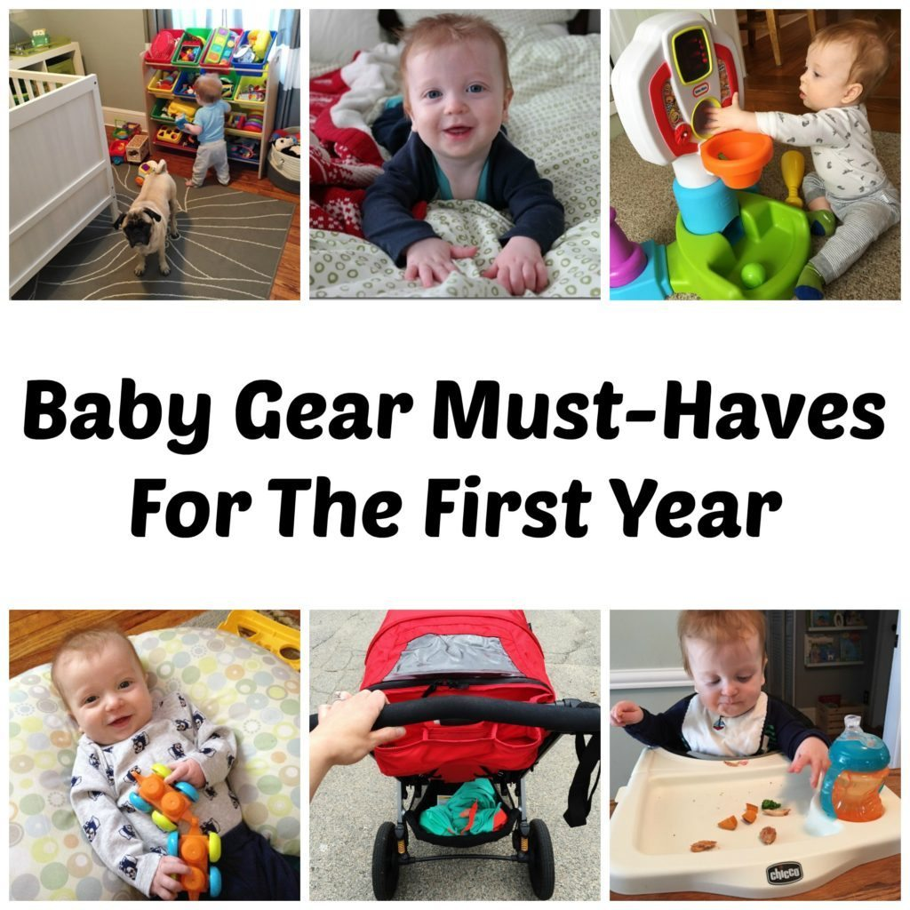 Baby Gear Must-Haves For The First Year