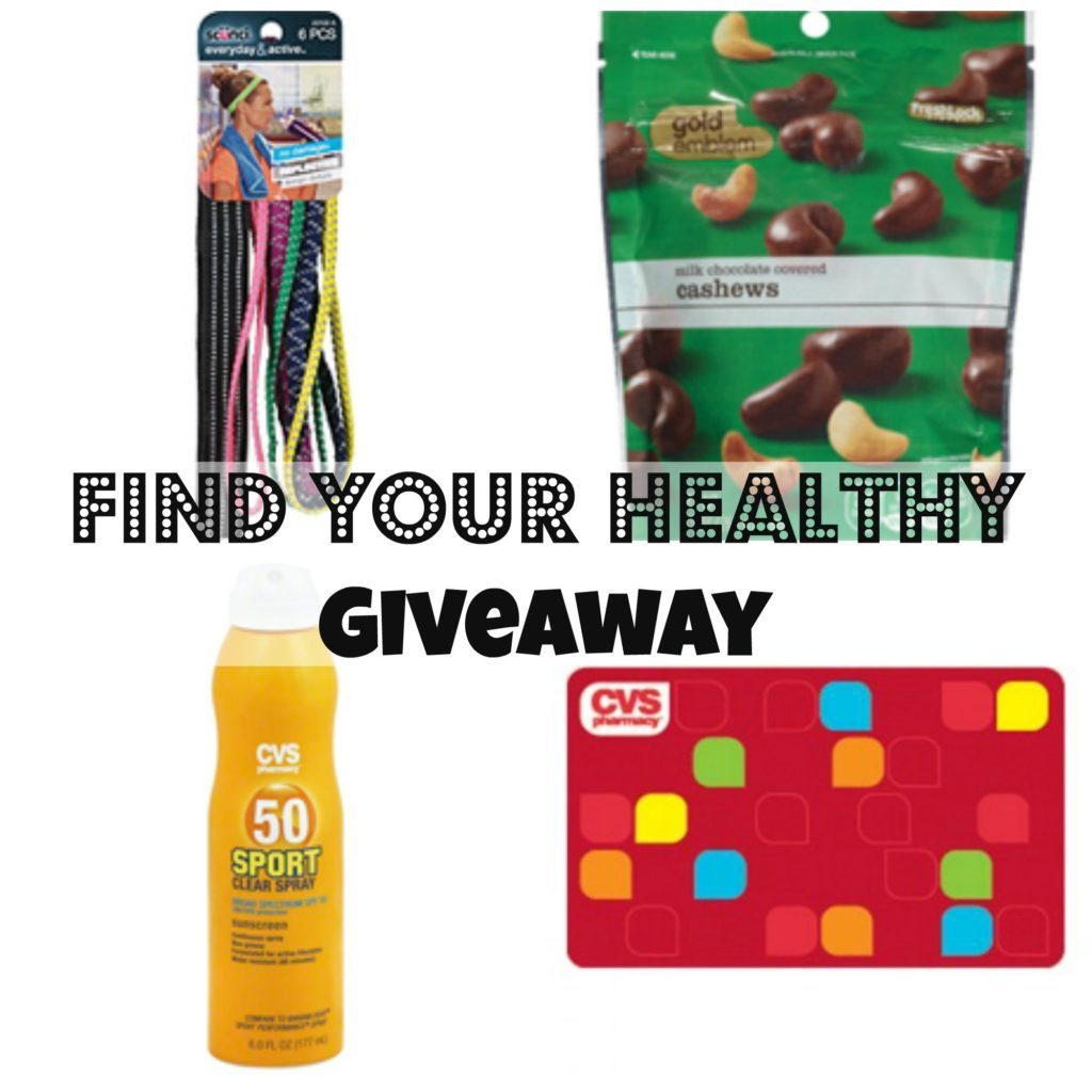 find your healthy giveaway