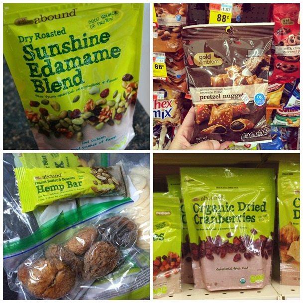 healthy snacks from CVS