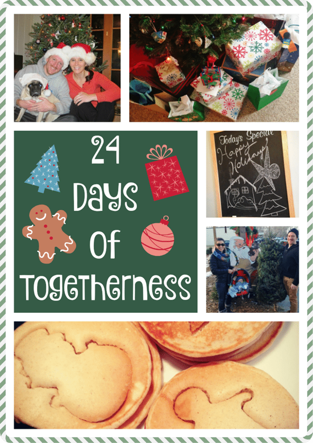24 Days of Togetherness Carrots N Cake