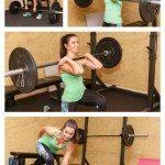 Basement workout
