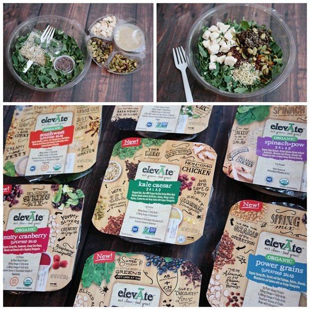 elevAte salads