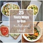 25 tasty ways to use nutritional yeast