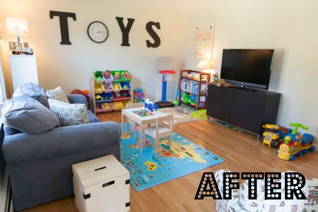 wayfair playroom after
