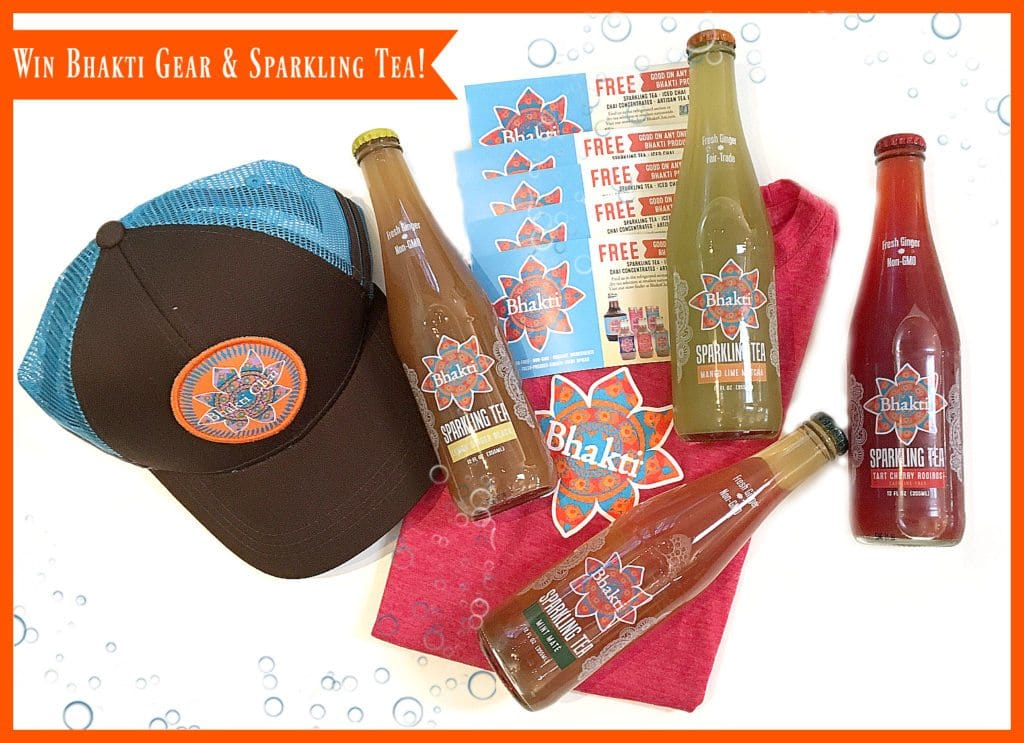 Bhakti Giveaway Sparkling Gear