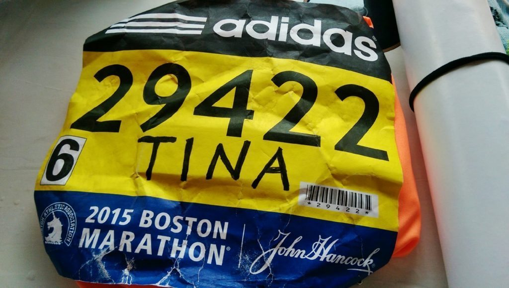 2015 boston marathon bib