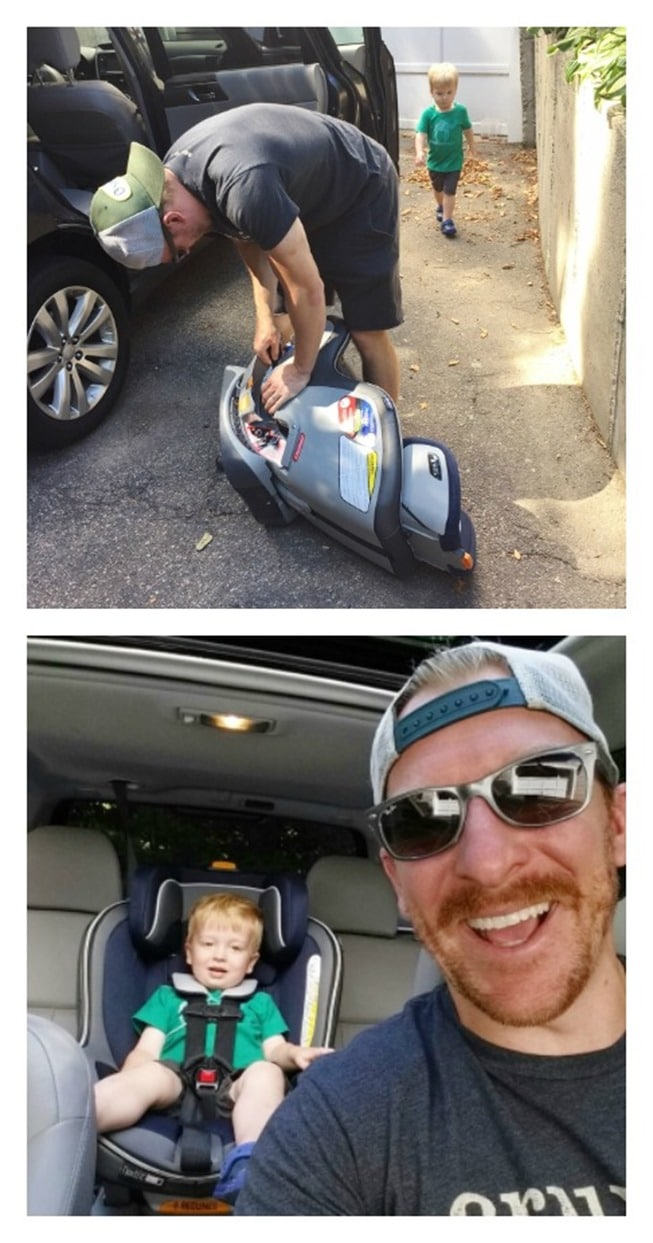 big boy car seat