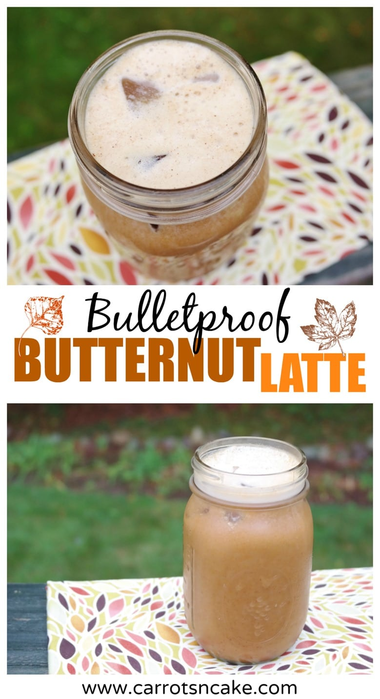 Bulletproof Butternut Latte