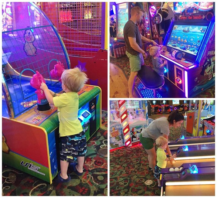Great Wolf Lodge Arcade