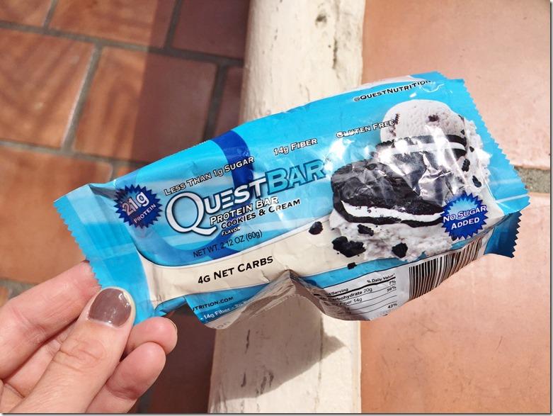 Oreo Quest Bar