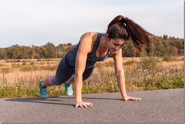 The Do-Anywhere 200 Rep Workout