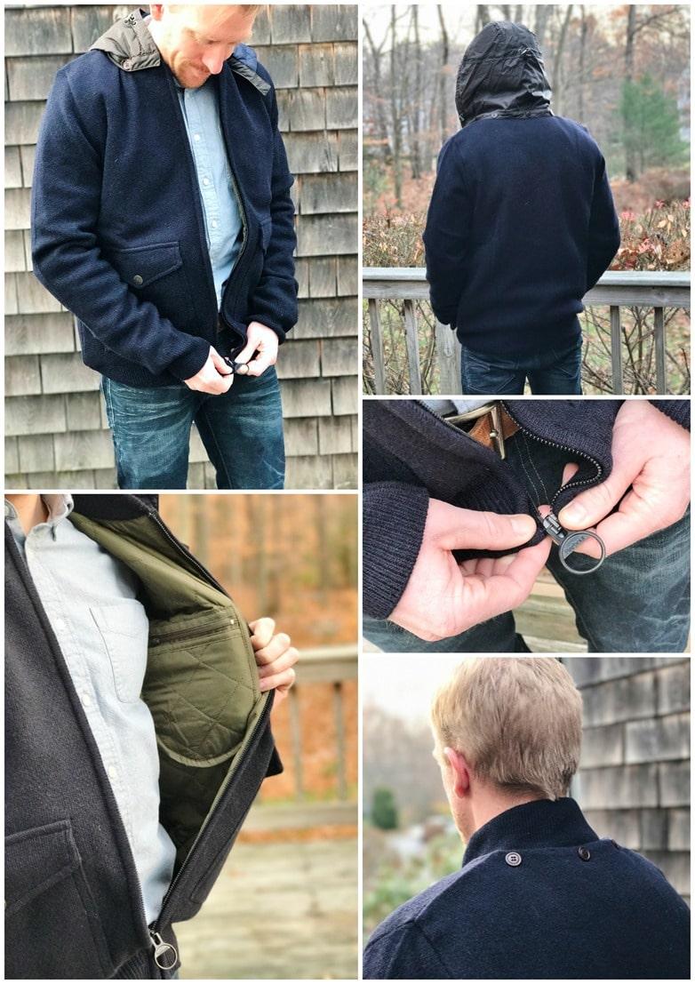 Barbour Chirdon Sweater Jacket