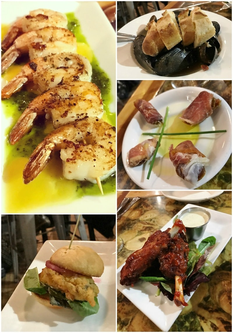 Galley Scituate tapas