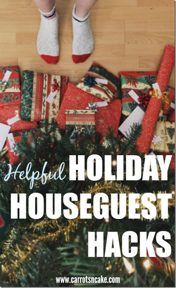 Holiday Houseguest Hacks