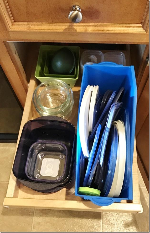 tupperware cabinet