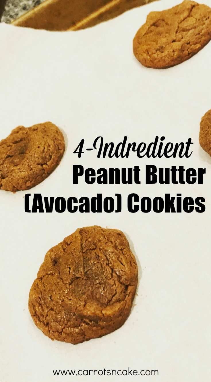 4-ingredient-peanut-butter-avocado-cookies