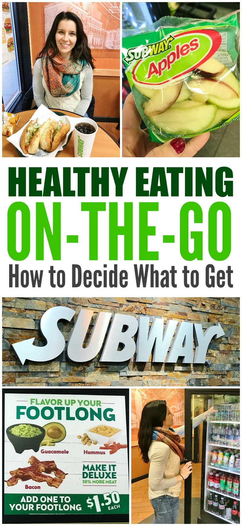 Eat healthy on the go_How to Decide