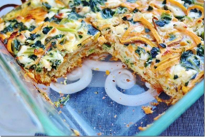 SAM_2710 Egg bake recipe