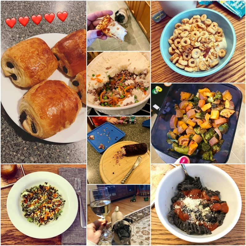 sunday in meals jan 8
