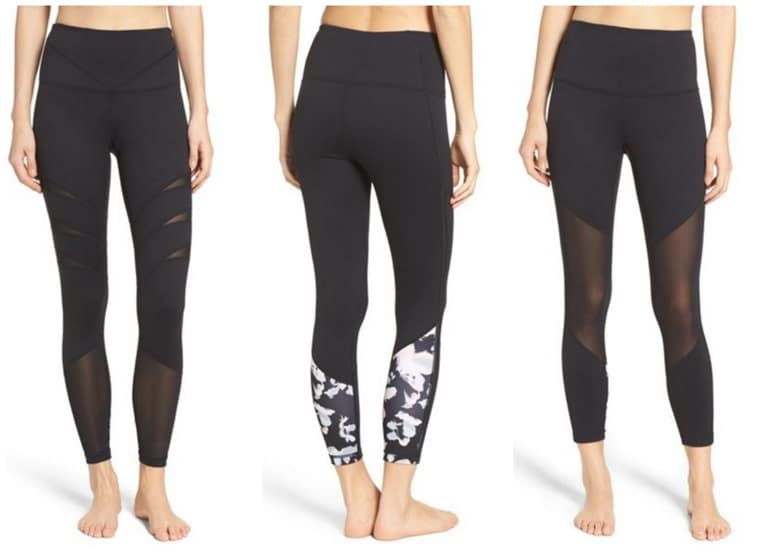super cute zella leggings