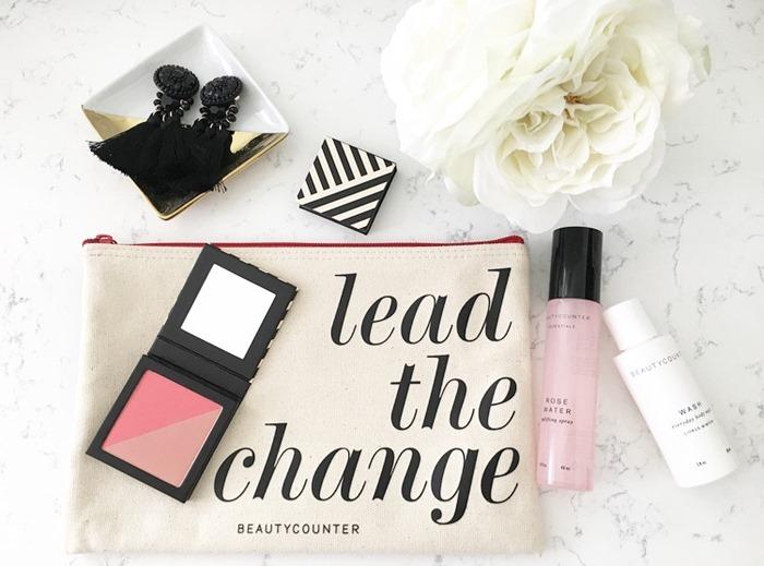 lead the change beautycounter