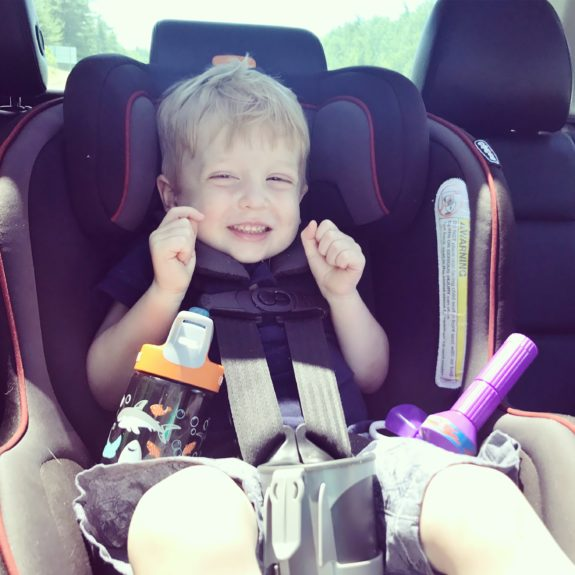 Tips for Keeping Your 3 Year Old Entertained on a Road Trip