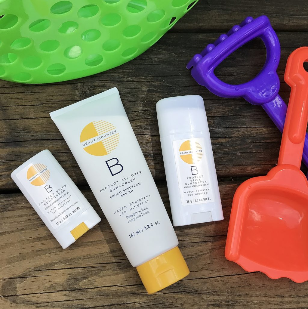 beautycounter sunscreens