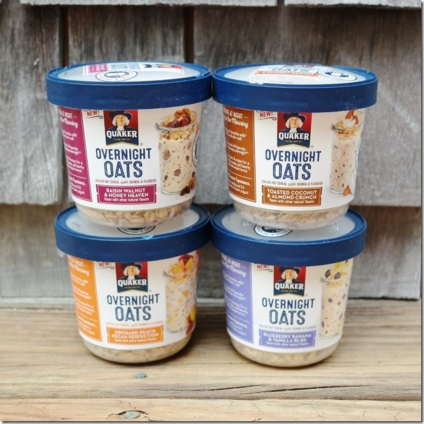 quaker overnight oats
