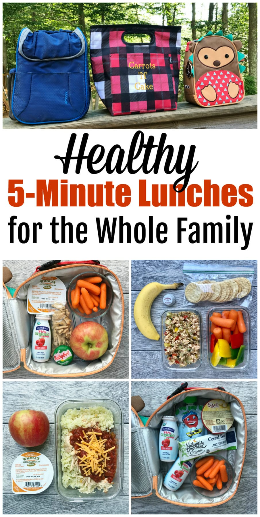 Healthy 5 Minute Lunches For The Whole Family Carrots N Cake Babybelle Box Bayi Type Vienna All Of Foods And Products Featured Are From Stop Shop In Norwell On Washington Street Which Has An Incredible Selection Variety