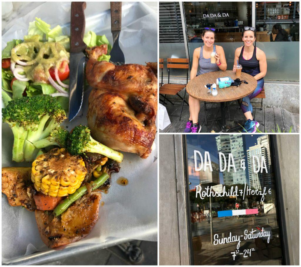 Da Da & Da Cafe Tel Aviv