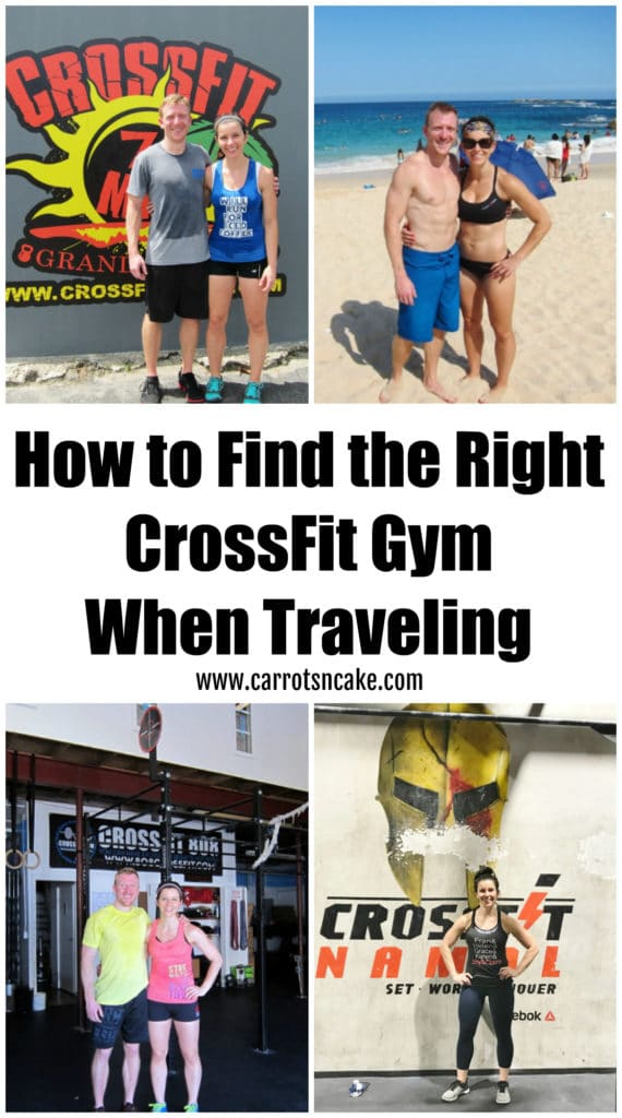 How to Find CrossFit Workouts When Traveling