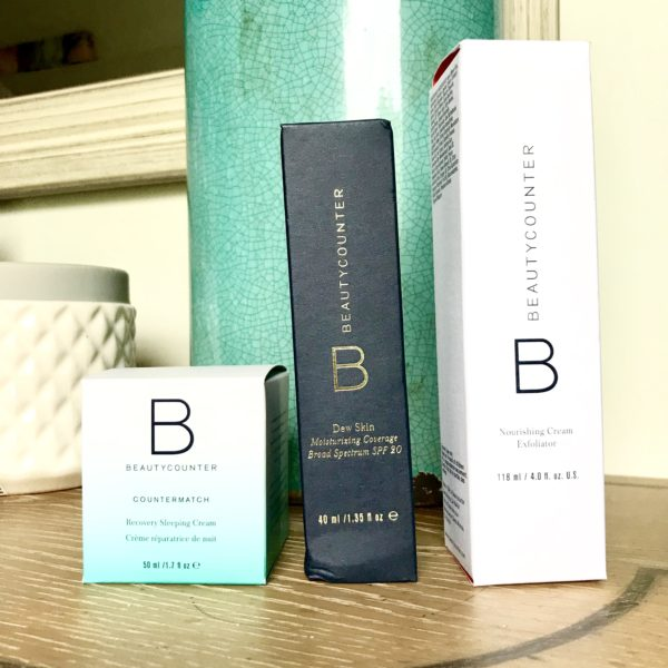 Beautycounter starter products
