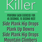 12-Minute Core Killer Workout
