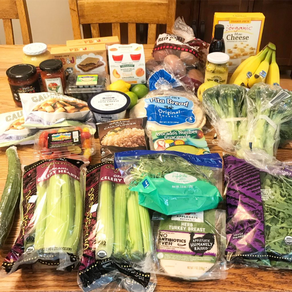 POWER HOUR MEAL PREP PLAN