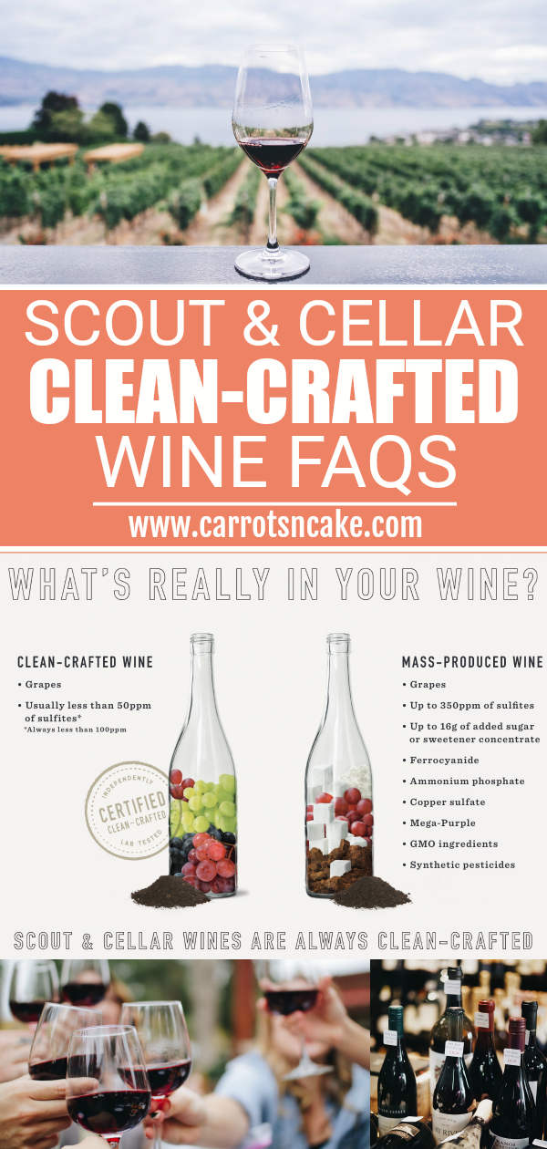 Scout & Cellar Clean-Crafted Wine FAQs
