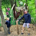 wicked big bugs at Franklin Park Zoo