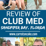 Review of Club Med in Sandpiper Bay, Florida