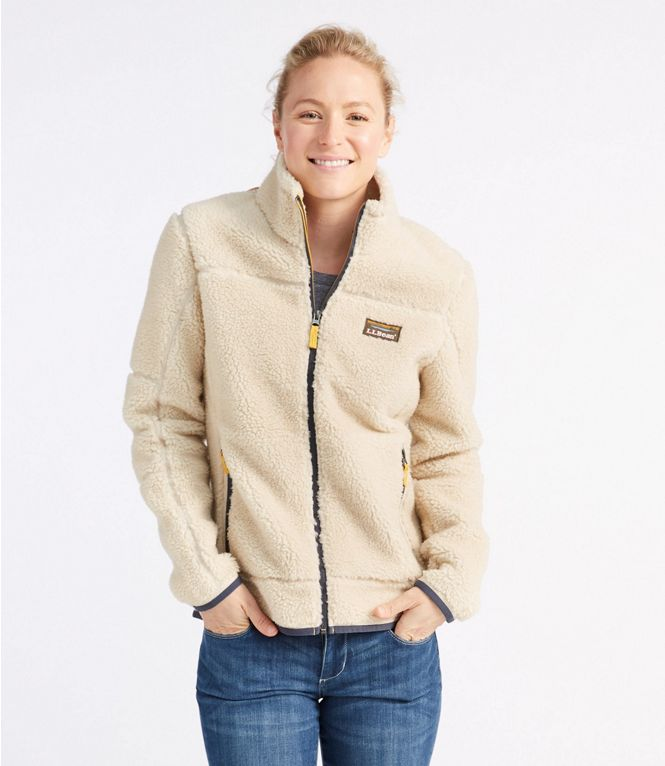 LL Bean Mountain Classic Fleece Jacket