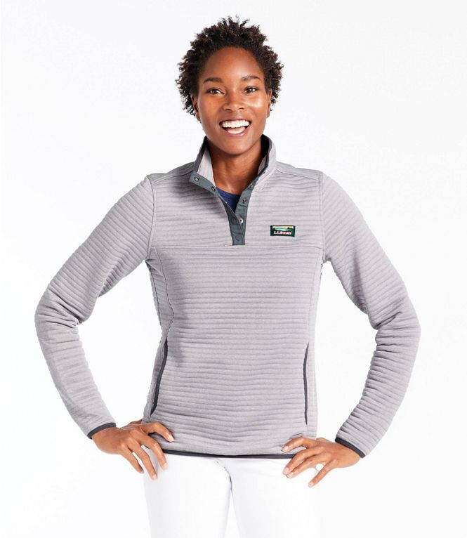 LL Bean Women's AirLight Pullover