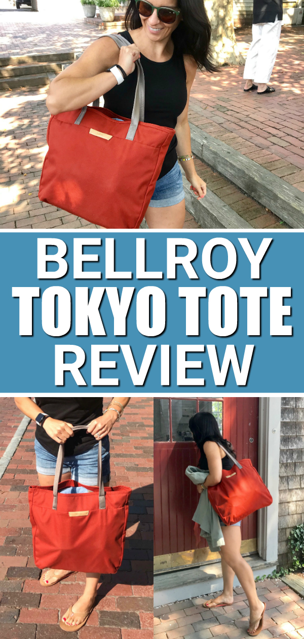 Bellroy Tokyo Tote review