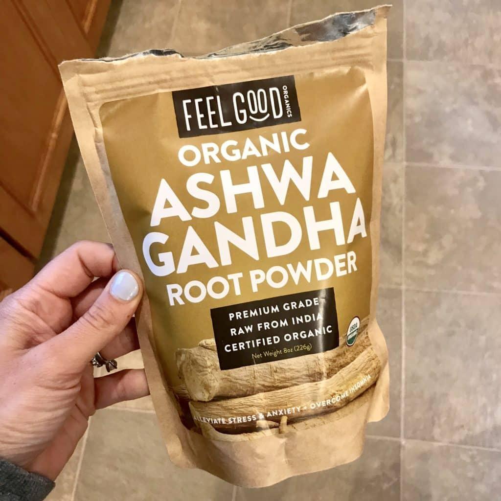 Feel Good Ashwagandha Root Powder