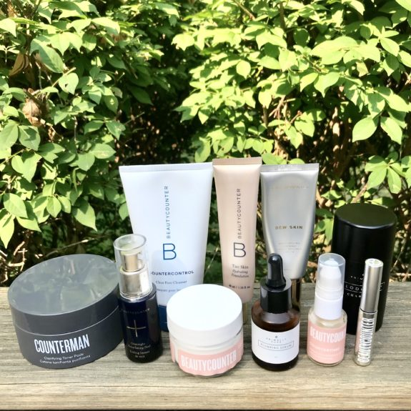My Simple Beauty (& Makeup) Routine for Acne, Melasma, and Anti-Aging (Beautycounter)