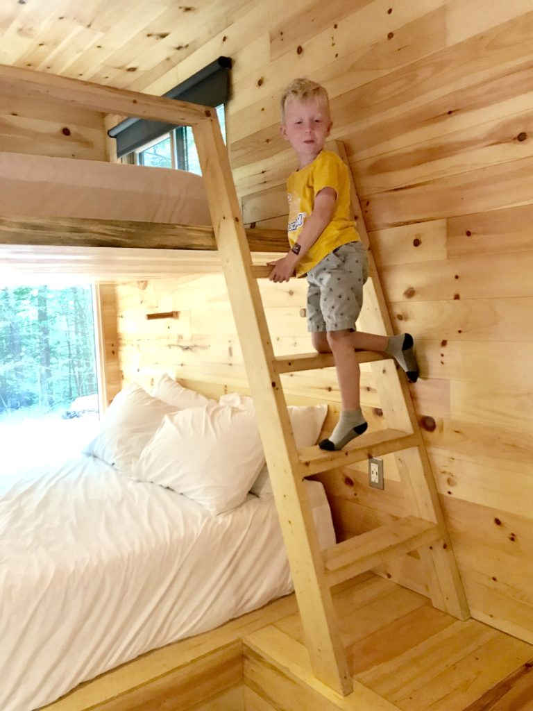 Review of Getaway Boston bunk beds