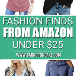 Affordable Fall Fashion Finds from Amazon