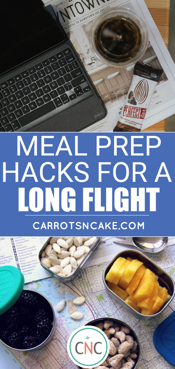Meal Prep Hacks for a Long Flight