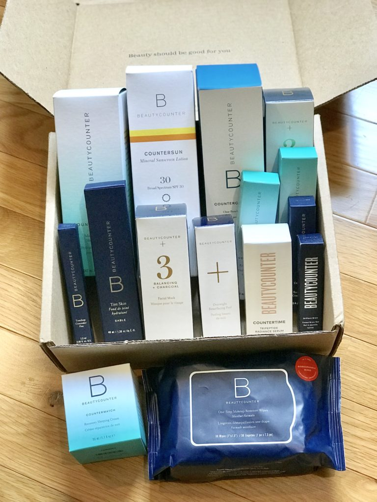 Beautycounter host rewards